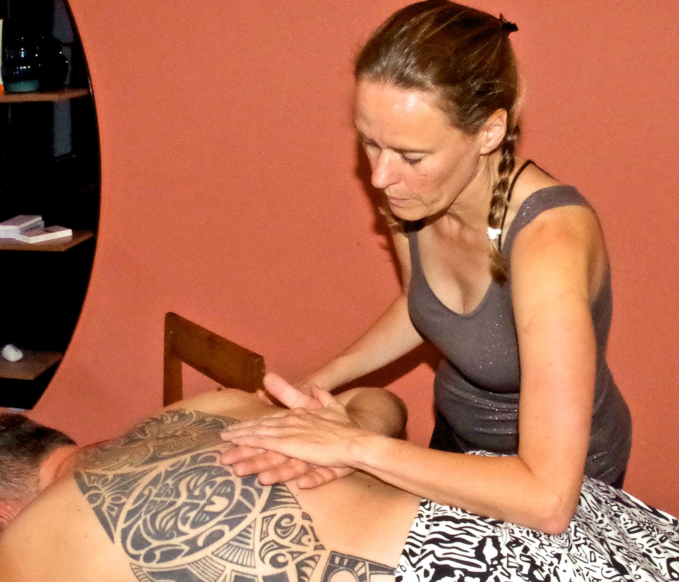Erfahrung tantra massage